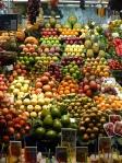 Fruit in La Boqueria